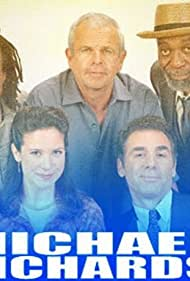 William Devane, Tim Meadows, Bill Cobbs, Amy Farrington, and Michael Richards in The Michael Richards Show (2000)