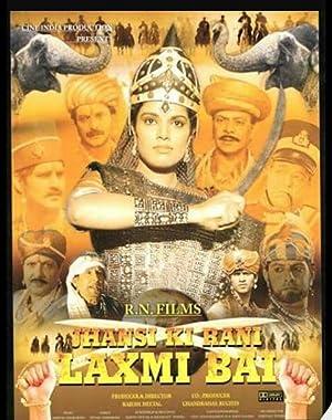 Jhansi Ki Rani Laxmibai movie, song and  lyrics