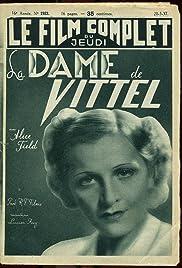 La dame de Vittel Poster