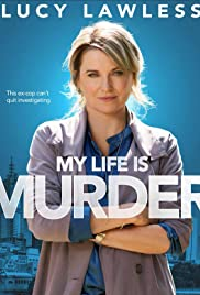 My Life Is Murder Poster