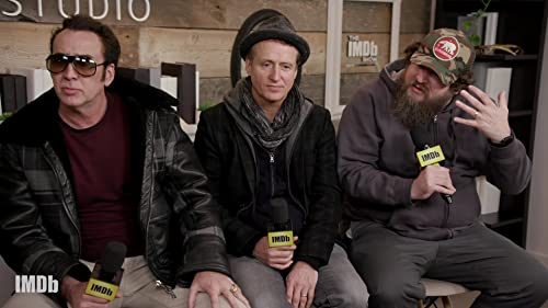 Nicolas Cage, Linus Roache Get Bloody in 'Mandy'
