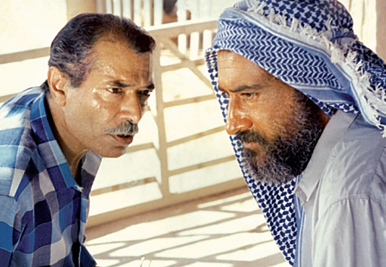 Dariush Arjmand and Ali Nassirian in Nakhoda Khorshid (1987)