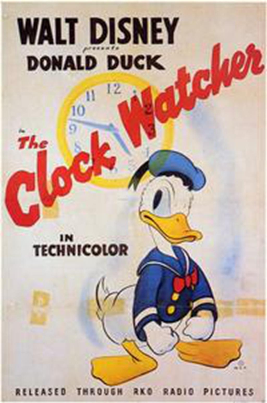 The Clock Watcher (1945) - IMDb
