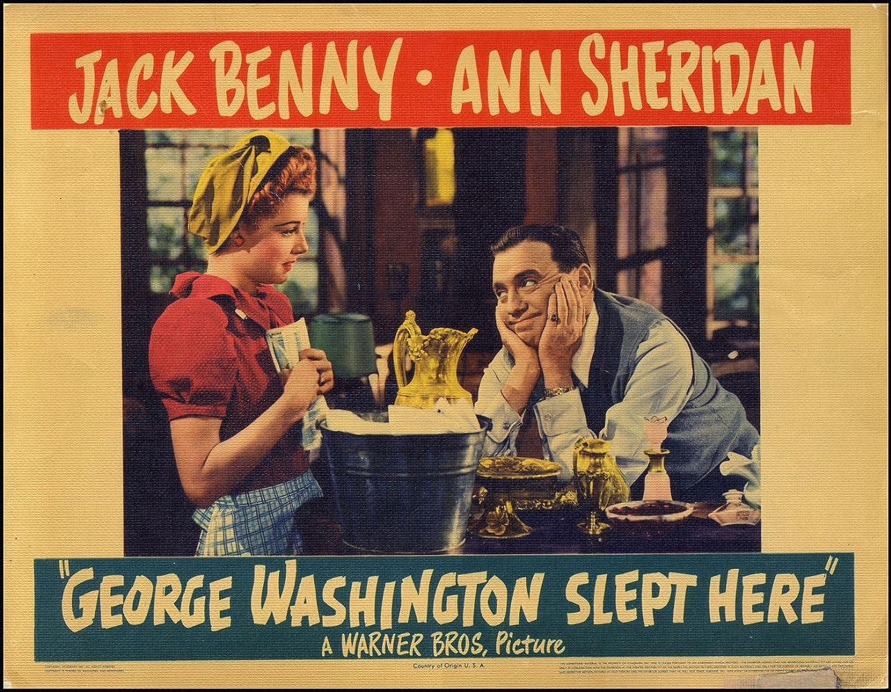 Image result for george washington slept here