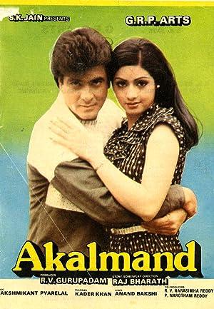 Akalmand movie, song and  lyrics