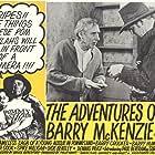 Barry Crocker and Spike Milligan in The Adventures of Barry McKenzie (1972)