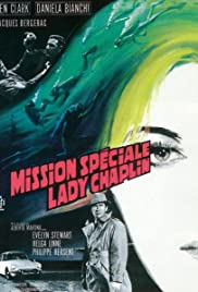 Missione speciale Lady Chaplin (1966) Poster - Movie Forum, Cast, Reviews