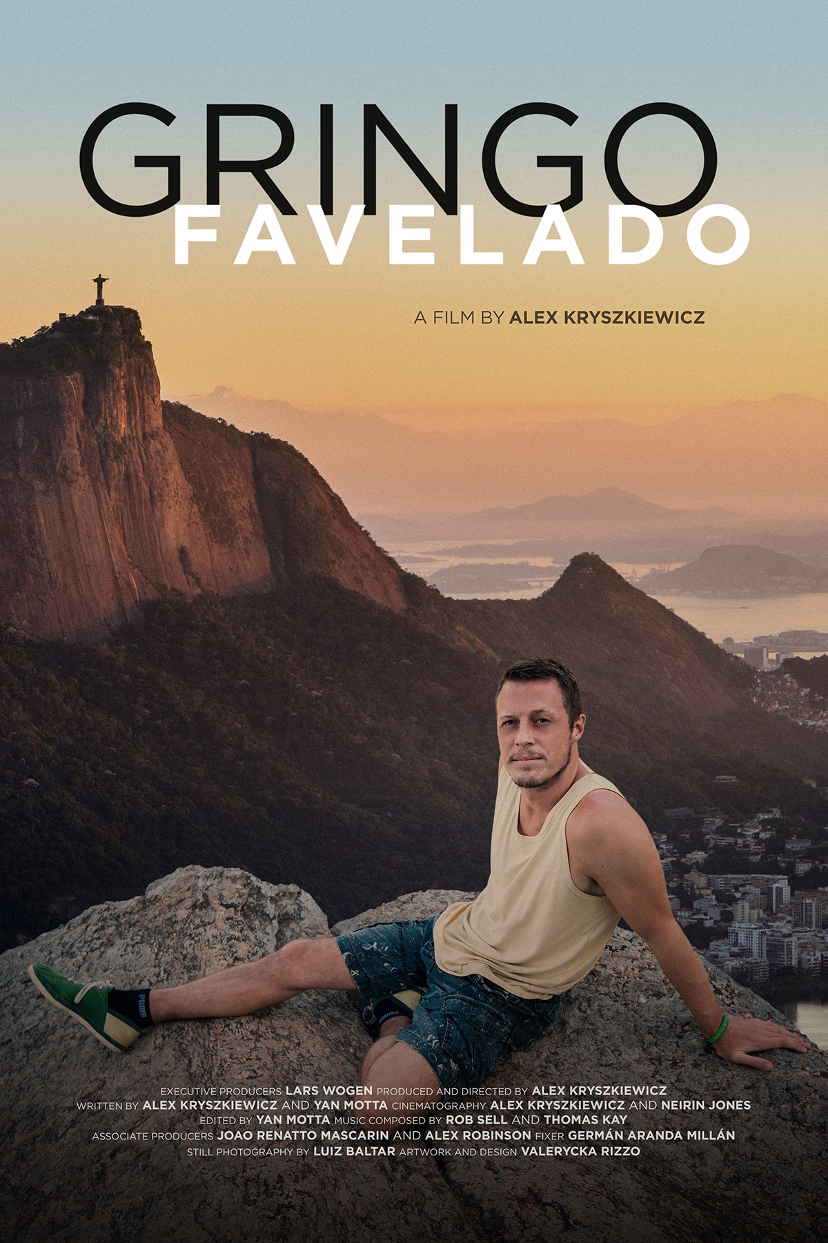 Gringo Favelado on FREECABLE TV