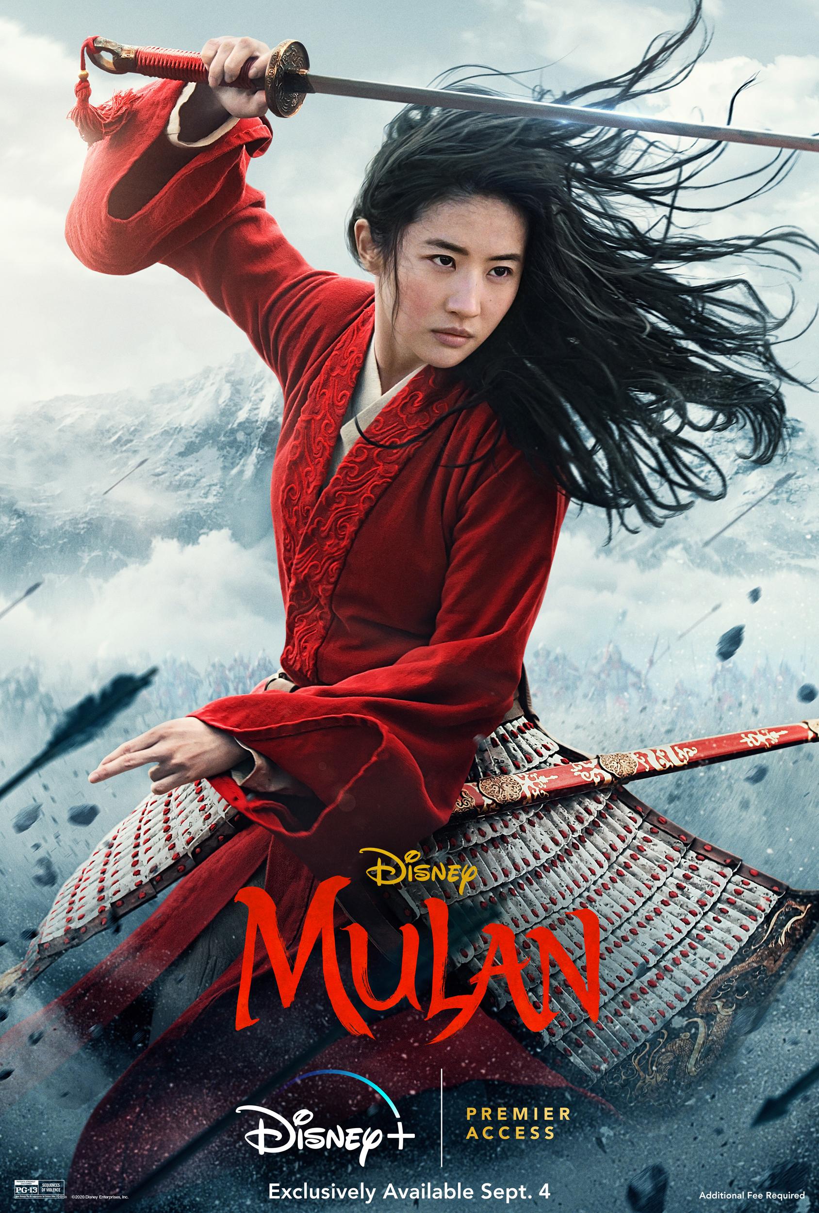 Mulan (2020) - IMDb