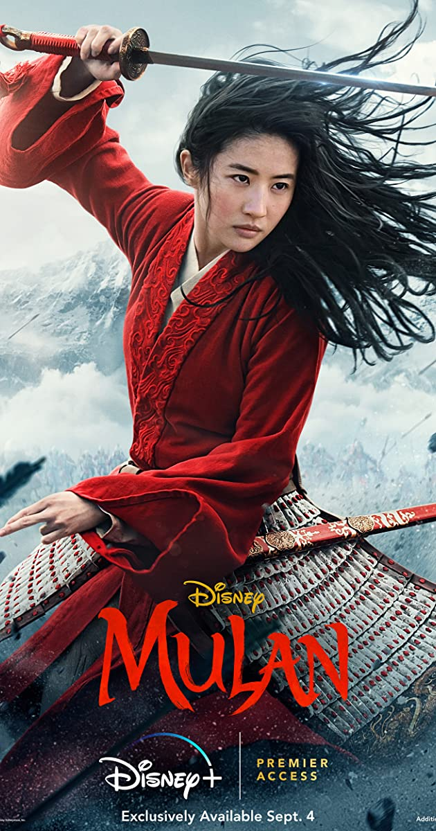 Mulan (2020) 1080p BDRip x264 English Dolby AC3 5.1 - MeGUiL