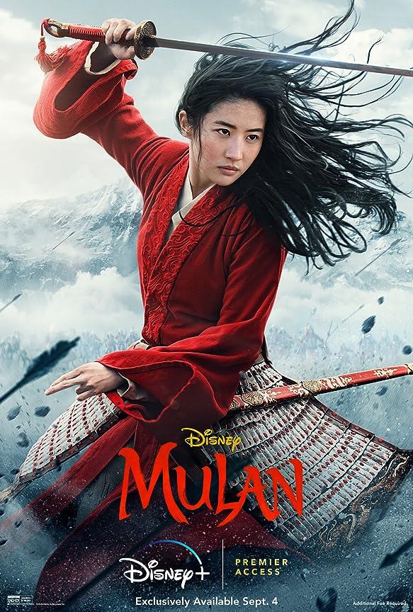 Phim Hoa Mộc Lan - Mulan (2020)