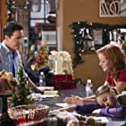 Lindy Booth, Paul McGillion, and Kiara Glasco in Christmas Magic (2011)