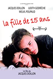 The 15 Year Old Girl Poster