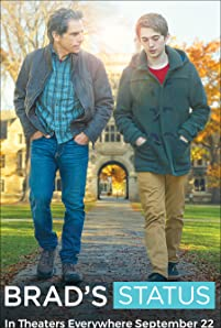 Ben Stiller and Austin Abrams in Brad's Status (2017)
