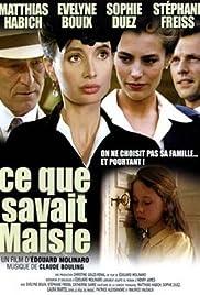Ce que savait Maisie Poster