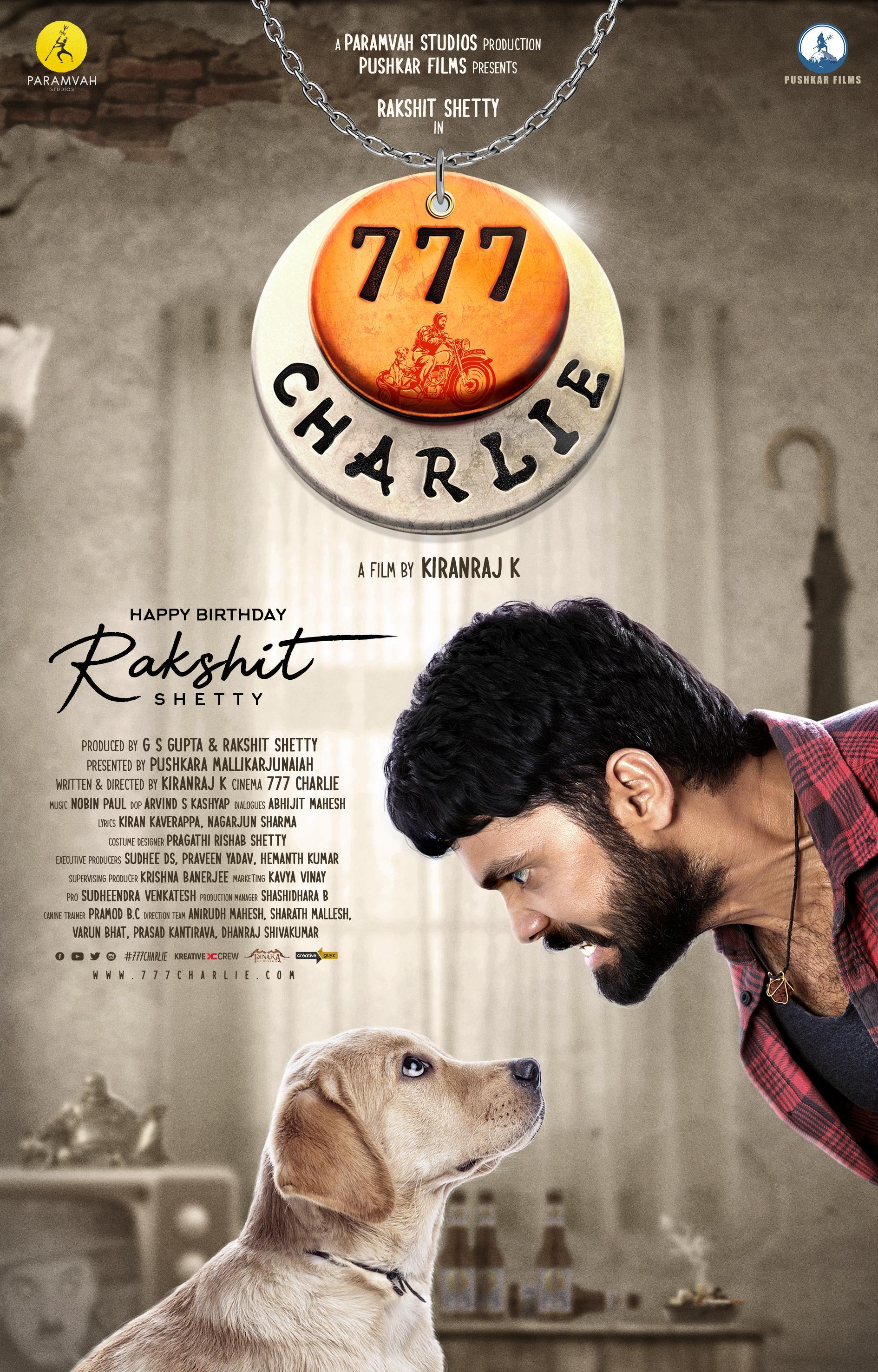 777 Charlie (2020) - IMDb