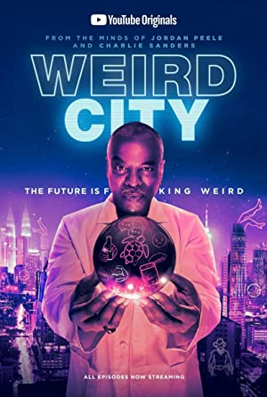 View Weird City - Season 1 TV Series poster on 123movies
