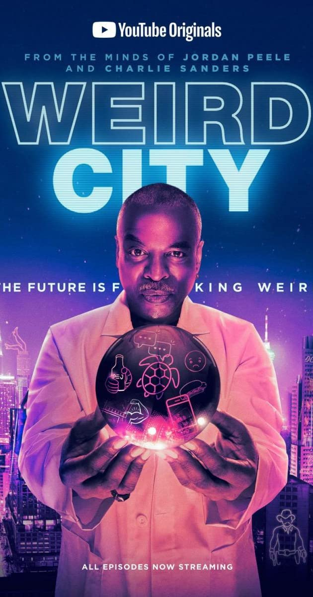 Weird City (TV Series 2019– ) - IMDb