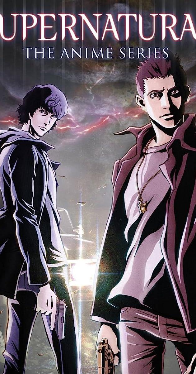 Supernatural: The Animation (TV Series 2011) - IMDb