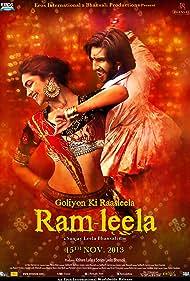 Deepika Padukone and Ranveer Singh in Goliyon Ki Rasleela Ram-Leela (2013)