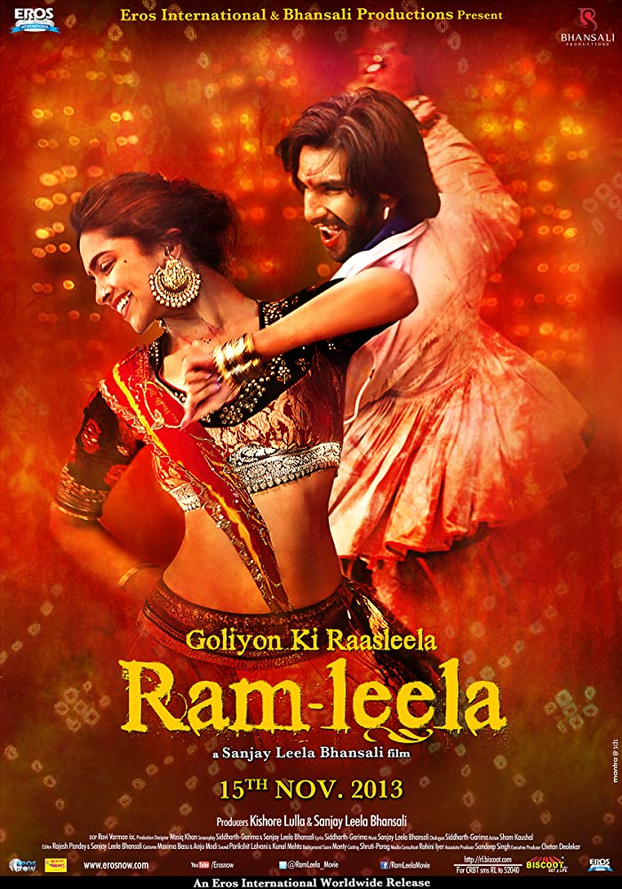 Goliyon Ki Raasleela Ram-Leela (2013) Hindi BluRay x264 AAC Msub