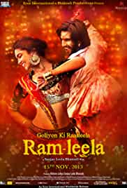 Goliyon Ki Rasleela Ram-Leela (2013) HDRip Hindi Movie Watch Online Free