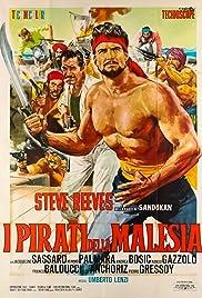 I pirati della Malesia Poster