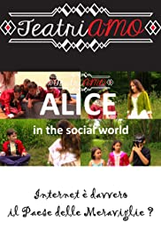 Alice in the social world Poster