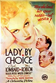Lady by Choice Poster