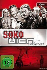 Dietrich Siegl, Stefan Jürgens, Gregor Seberg, and Lilian Klebow in SOKO Donau (2005)