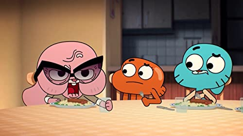 The Amazing World of Gumball: The Possession