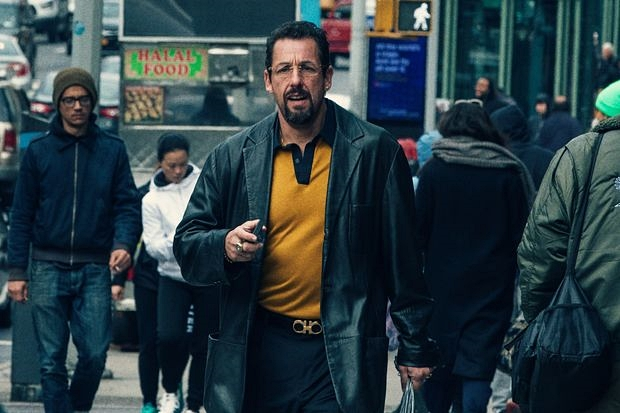 Adam Sandler in Uncut Gems (2019)