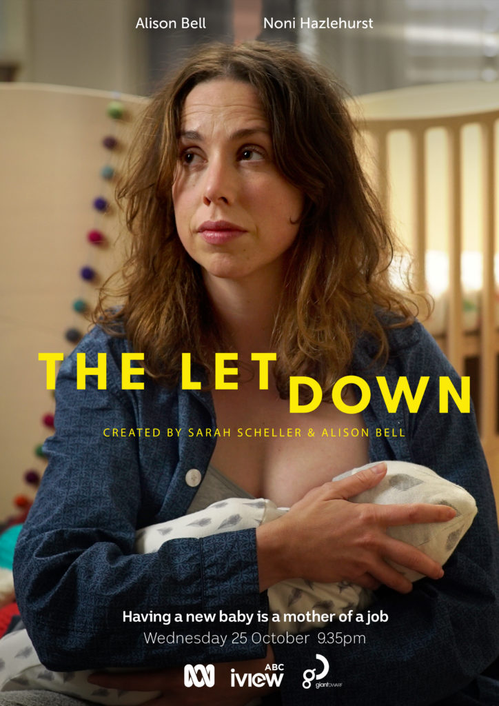 NUSIVYLIMAS (2 Sezonas) / THE LETDOWN Season 2