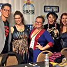 Stephanie Pressman, Bonnie Gordon, and Xander Jeanneret at an event for Fashionably Nerdy Geek Chic TV (2014)
