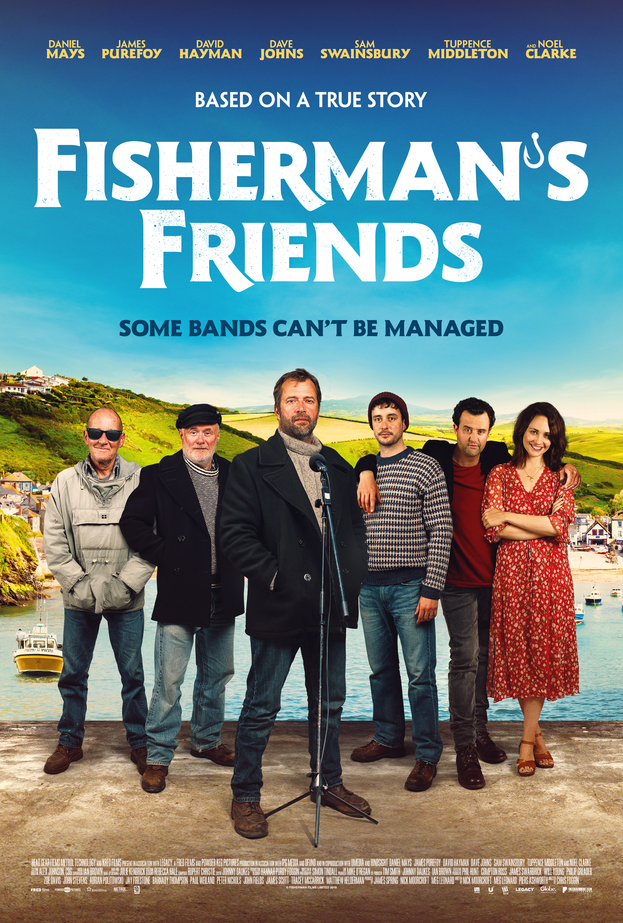 Fisherman's Friends (2019) WEBRip 720p & 1080p