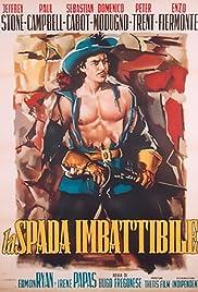 La spada imbattibile Poster