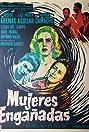 Mujeres engañadas (1961) Poster