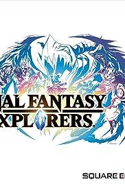 Final Fantasy Explorers Poster
