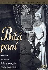 Bílá paní(1965) Poster - Movie Forum, Cast, Reviews