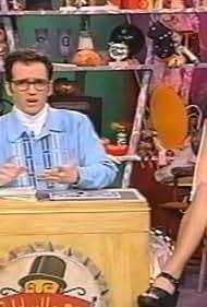 Rich Brown and Melissa Gabriel in Oddville, MTV (1997)