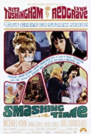 Smashing Time (1967) Poster - Movie Forum, Cast, Reviews