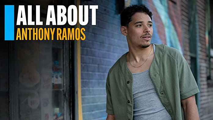 This IMDb video bio gives you a behind-the-scenes peek at Anthony Ramos' career.