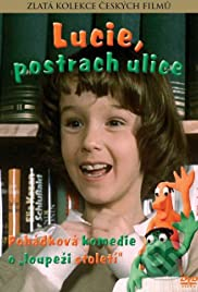 Lucie, postrach ulice Poster