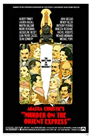 Murder on the Orient Express (1974) Poster - Movie Forum, Cast, Reviews