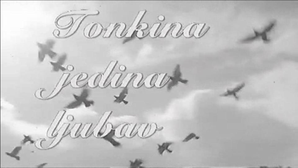 Tonkina Jedina Ljubav Tv Movie 1965 Imdb
