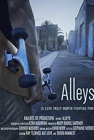 Butch Hammett, Kat Levy, and Ray Tezanos in Alleys (2017)
