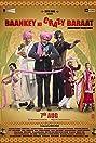 Baankey Ki Crazy Baraat (2015) Poster