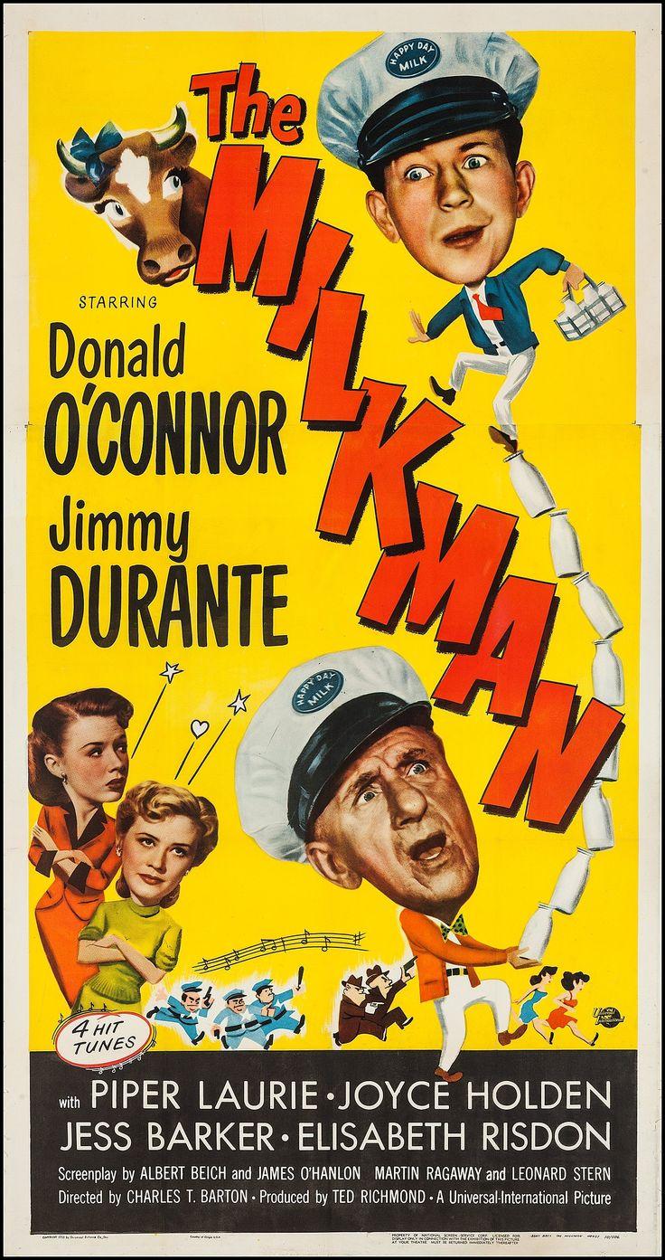 The Milkman (1950) - IMDb