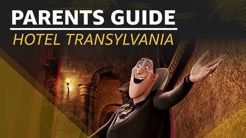 Parents Guide to 'Hotel Transylvania'