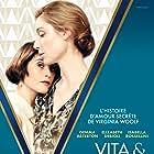 Gemma Arterton and Elizabeth Debicki in Vita & Virginia (2018)